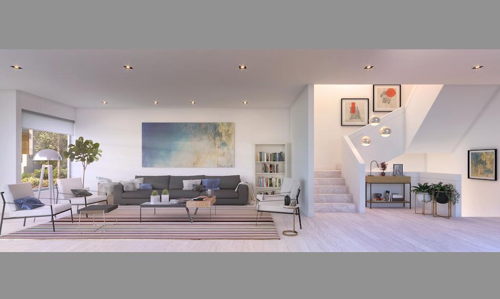 The Vince Living Room, Toronto
