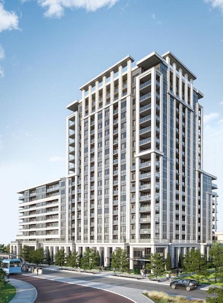 Eight Cedarland Condominium Markham