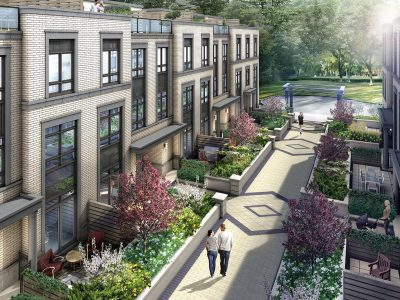 The Weston Townhomes
