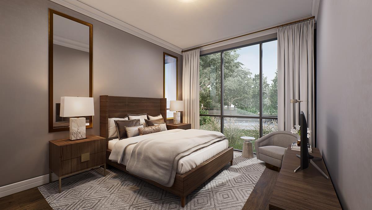 Guelph Gordon Square Bedroom