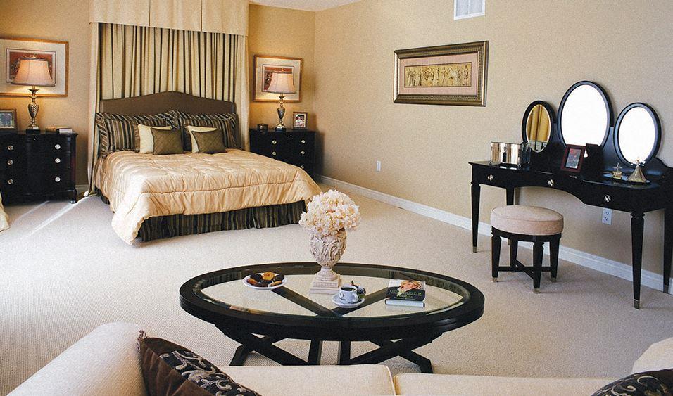 Lytton Park Single Family Home Bedroom