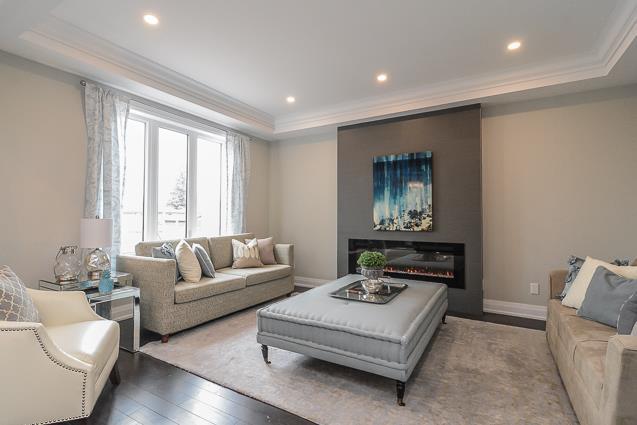 Palmerston-Whitby Single Family Home Interior