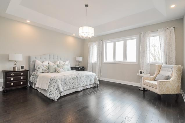 Palmerston-Whitby Master Bedroom GMG Builders