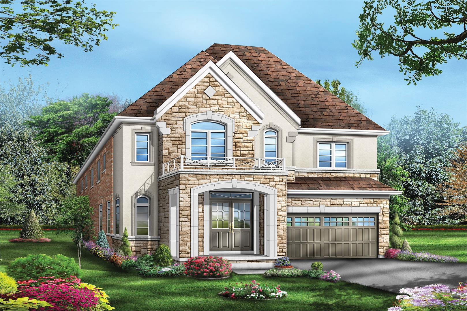 Saddle Ridge Foster 7 By Starlane Homes