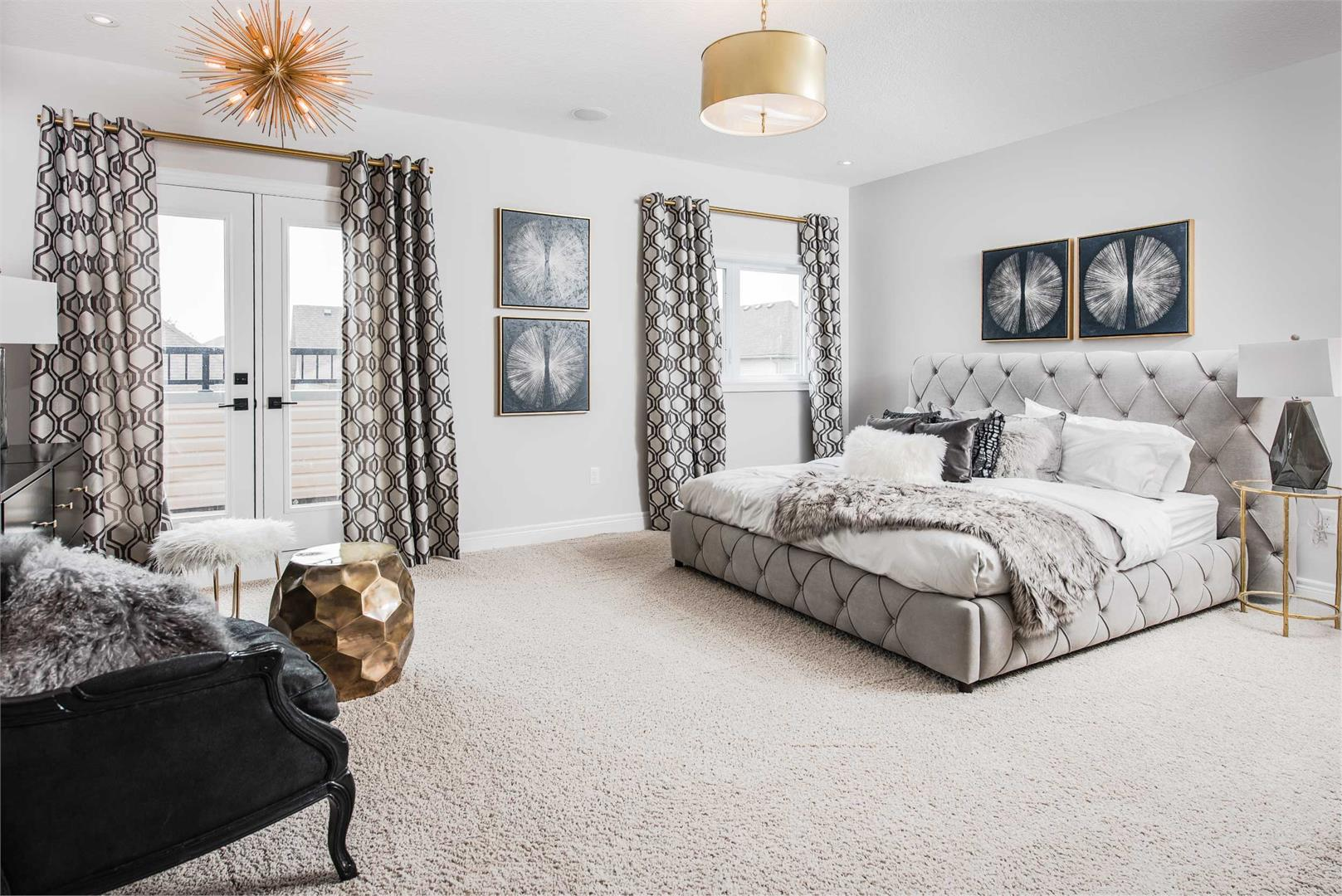 Solterra by Fusion Homes Bedroom Guelph