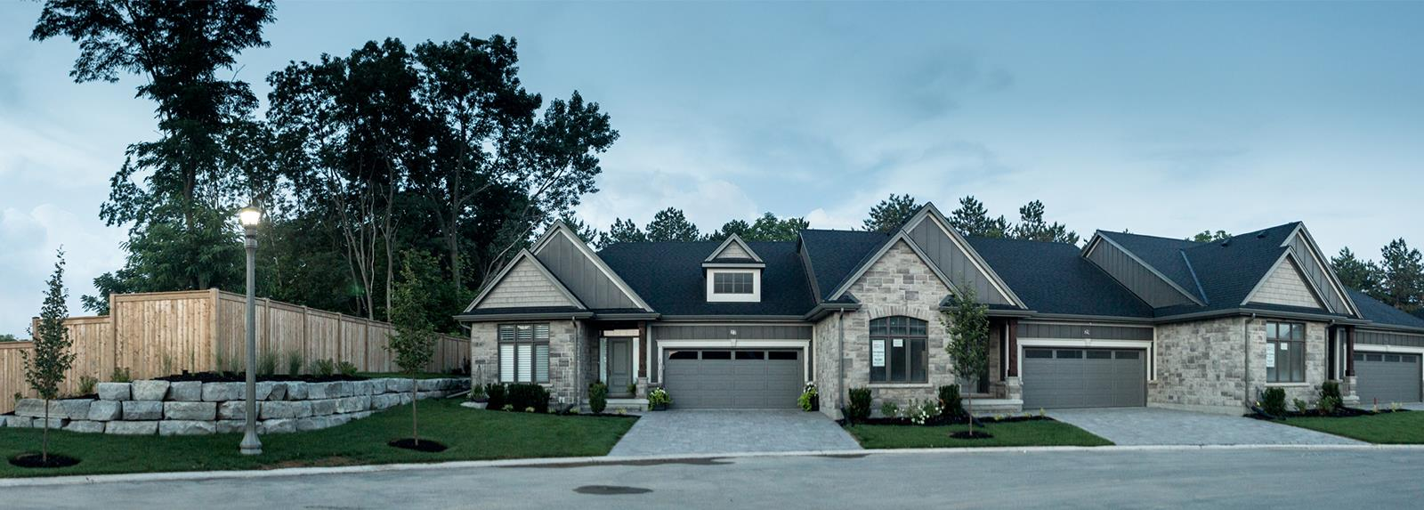 Grey Forest Homes Ltd. Tanbark Heights Exterior