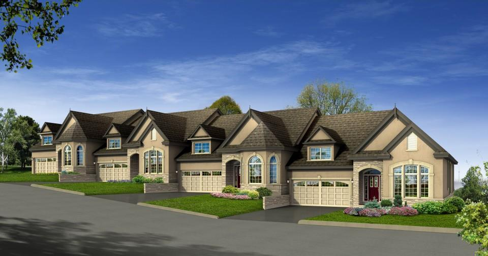 Tanbark Heights By Grey Forest Homes Ltd.