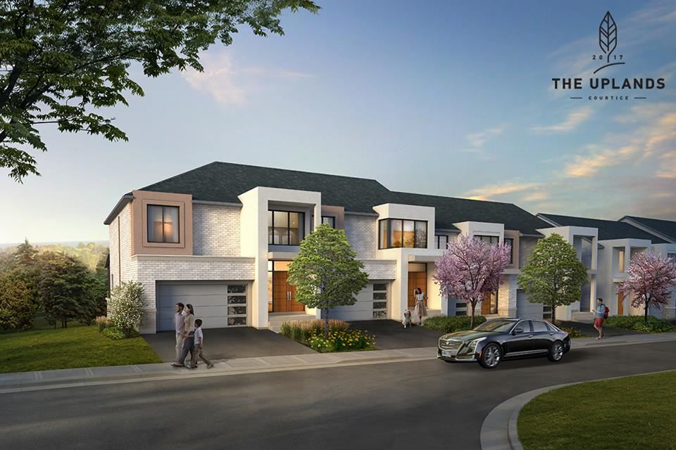 Courtice The Uplands Luxury Townhomes
