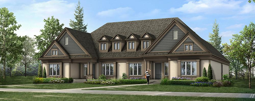 The Vintages at Four Mile Creek By Blythwood Homes