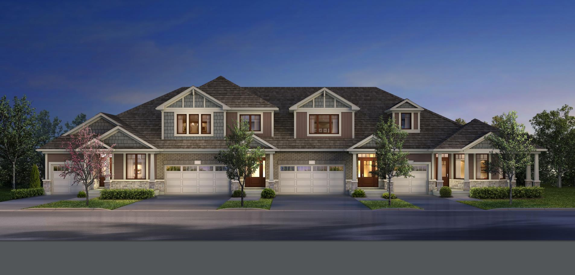 Grimsby Legacy Townhouse