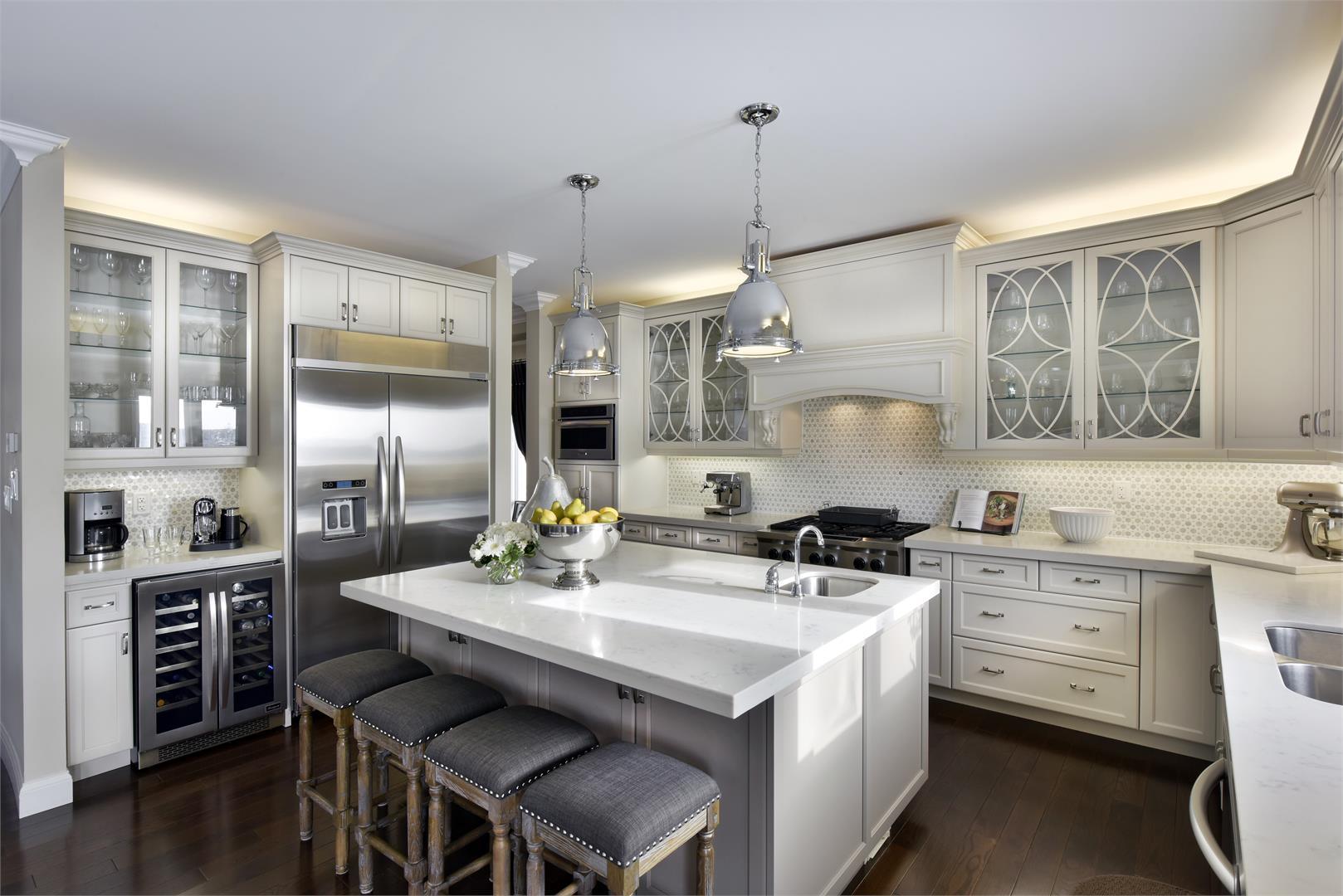 Lincoln Vista Ridge Kitchen