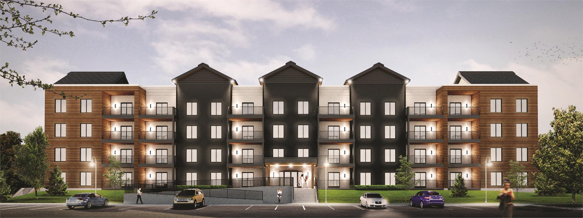 Bear Creek Ridge New Condo Townhouse Freehold In Barrie